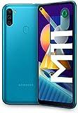 SAMSUNG Galaxy M11 | Smartphone Dual SIM, Pantalla de 6,4'', Cámara 13 MP, 3 GB RAM, 32 GB ROM Ampliables, Batería 5.000 mAh, Android, Color Azul metáli