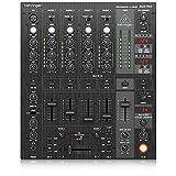 Behringer Pro Mixer DJX750 5 canales para DJ, PRO MIXER DJX750, Mix