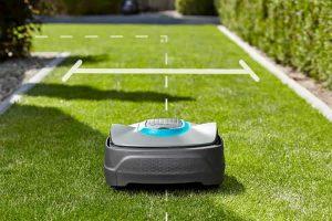 Robot cortacesped gardena sileno segadora cortadora de cesped automatico comprar al mejor precio ofertas