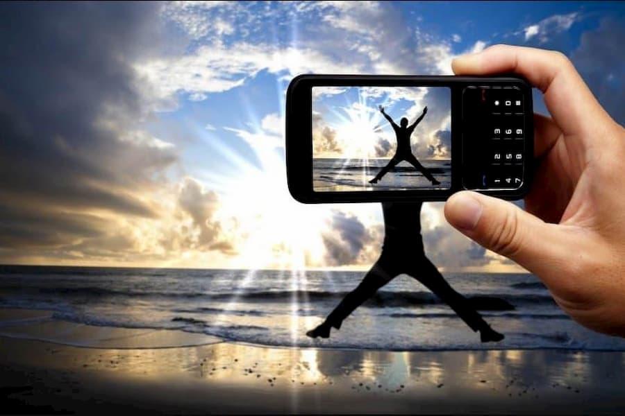 Smartphones telefonos moviles con las mejores camaras para fotos y videos