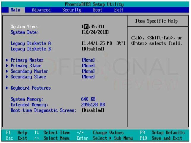 como instalar windows 10 con un usb 3