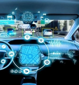 COCHES CON INTELIGENCIA ARTIFICIAL AUTOCONDUCCIÓN DE VEHÍCULOS AUTOS QUE CONDUCEN SOLOS